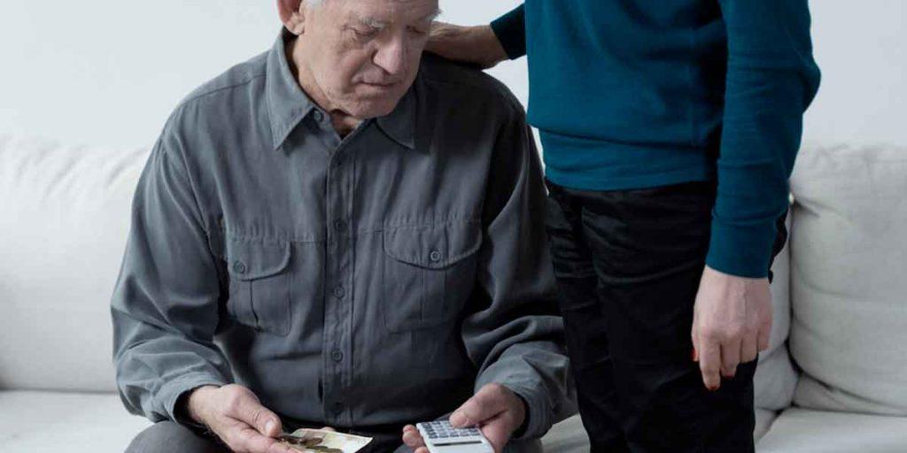 Elder abuse; stopping elder financial exploitation.
